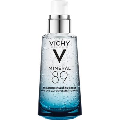 Vichy Minéral 89 Stärkendes und Feuchtigkeit spendendes Serum mit Hyaluronsäure