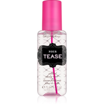 Victoria's Secret Sexy Little Things Noir Tease spray corpo per donna