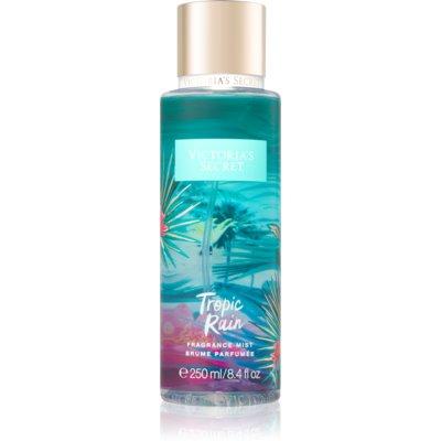 Victoria's Secret Tropic Rain spray corporel pour femme 250 ml