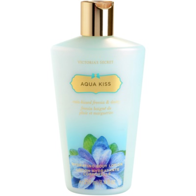 Victoria's Secret Aqua Kiss Rain-kissed Freesia & Daisy Λοσιόν σώματος για γυναίκες