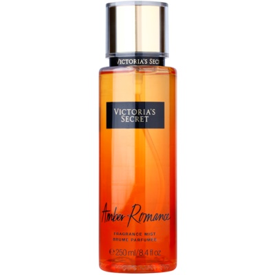 Victoria's Secret Amber Romance Body Spray for Women