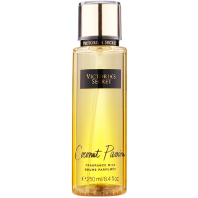 Victoria's Secret Fantasies Coconut Passion Body Spray for Women