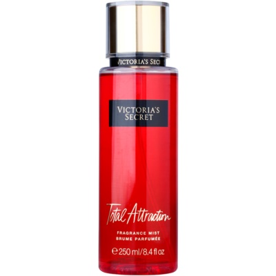 Victoria's Secret Fantasies Total Attraction spray corporal para mujer 250 ml spray corporal