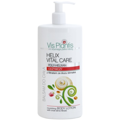 Nourishing Body Lotion With Snail Extract