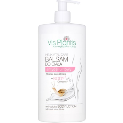 Vis Plantis Helix Vital Care антицелулитен лосион за тяло с отслабващ ефект с екстракт от охлюви