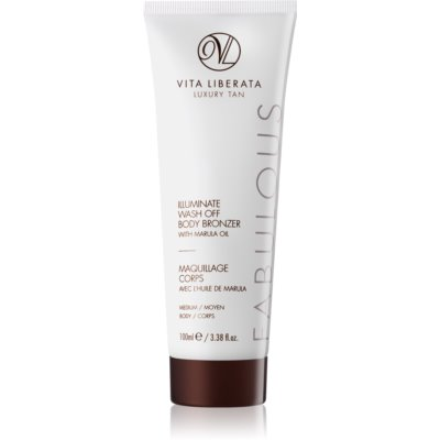 Vita Liberata Fabulous Washable Bronzing For Body
