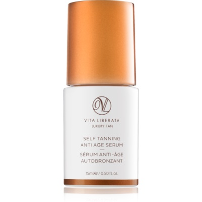 Vita Liberata Skin Care Face Self-Tanning Serum with Anti-Ageing Effect