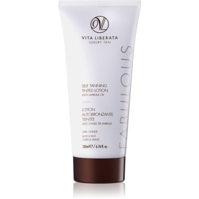 Vita Liberata Fabulous Self-Tanning Cream Big Package