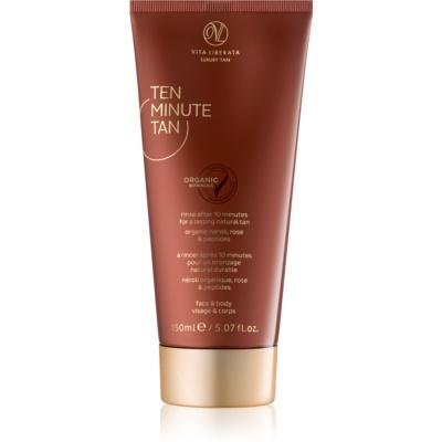 Vita Liberata 10 Minute Tan бронзиращ продукт с мигновен ефект