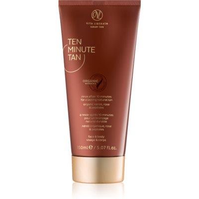 Vita Liberata 10 Minute Tan produit auto-bronzant effet instantané