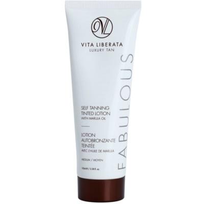 Vita Liberata Fabulous crème teintée auto-bronzante