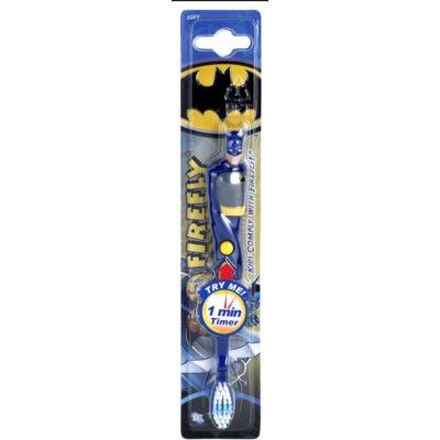 VitalCare Batman gyermek fogkefe villogó időzítővel