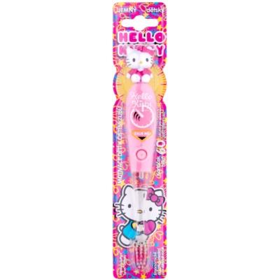 VitalCare Hello Kitty cepillo de dientes para niños con temporizador de luz