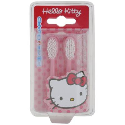 cabeças de substituição para escova de dentes com bateria sónica 2 pçs