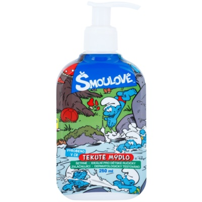 VitalCare The Smurfs Liquid Soap For Kids