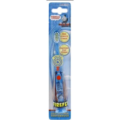 VitalCare Thomas & Friends zobna ščetka za otroke z utripajočim časomerom soft