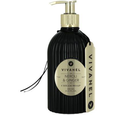 Vivian Gray Vivanel Prestige Neroli & Ginger рідке мило