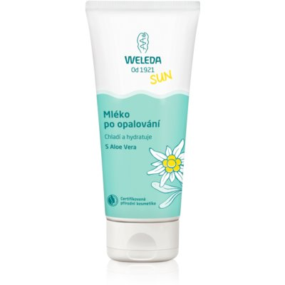 Weleda Sun leite after sun