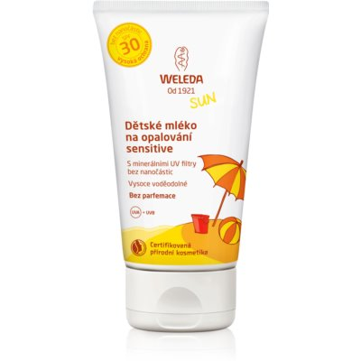 Weleda Sun Sun Lotion for Kids SPF 30