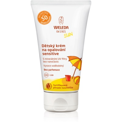 Weleda Sun Sunscreen for Kids SPF 50