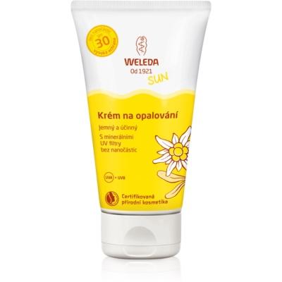 Weleda Sun Sunscreen Cream SPF 30