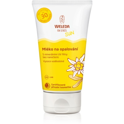 Weleda Sun Sun Body Lotion SPF 30
