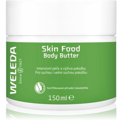 Weleda Skin Food unt de corp pentru pielea uscata sau foarte uscata