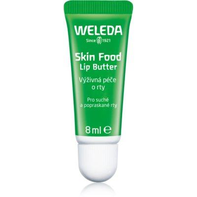 Weleda Skin Food Balsam für trockene und rissige Lippen