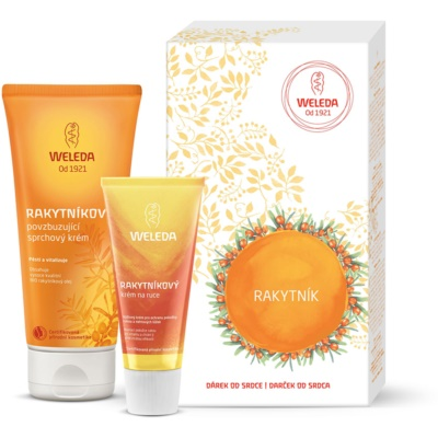 Weleda Sea Buckthorn coffret VII.