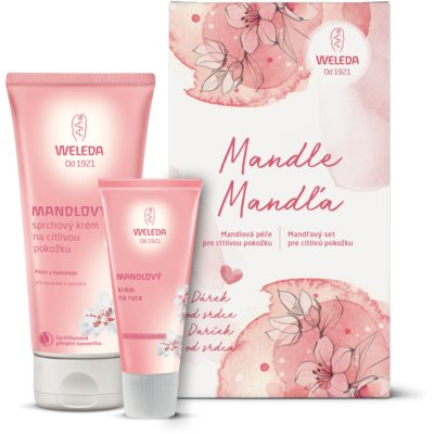 Weleda Almond Cosmetic Set I.