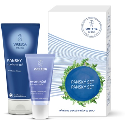 Weleda Men Cosmetica Set  II.