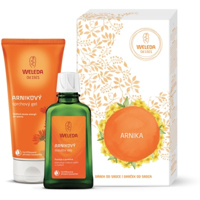 Weleda Arnica козметичен пакет  XI.