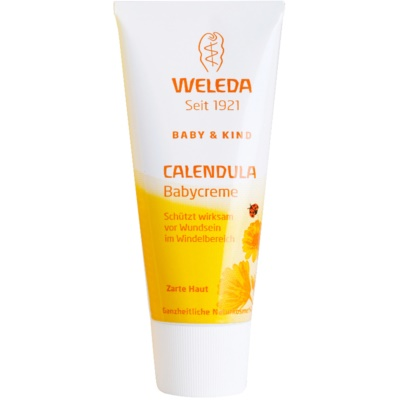Weleda Baby and Child crème au calendula nourrissons anti-érythèmes