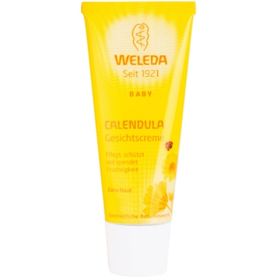 Weleda Baby and Child crème visage au calendula