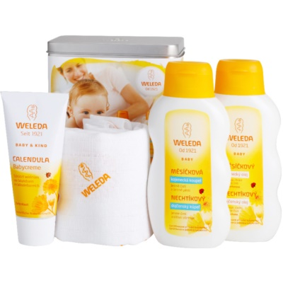 Weleda Baby and Child coffret cosmétique III.