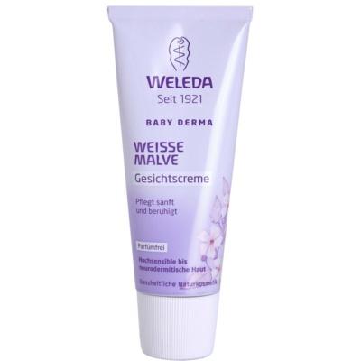 Weleda Baby Derma crema facial calmante para niños