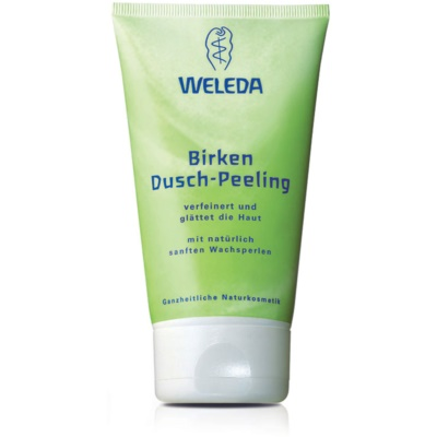 Weleda Birch Shower Scrub