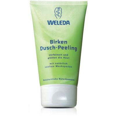sprchový peeling