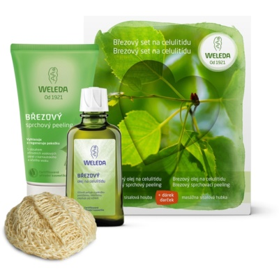 Weleda Birch Cosmetica Set  I.