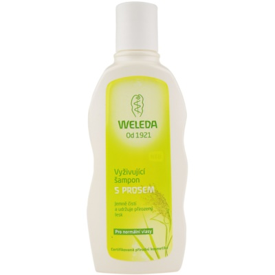 Nourishing Shampoo With Millet For Normal Hair