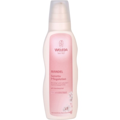 Weleda Almond Body Lotion for Sensitive Skin