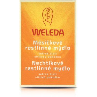 Weleda Calendula растителен сапун