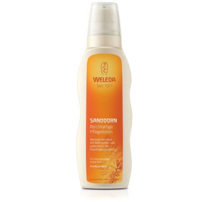 Weleda Sea Buckthorn Nourishing Body Milk