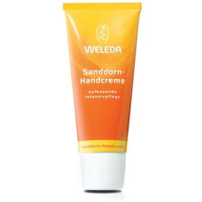 Weleda Sanddorn Sanddorn Handcreme