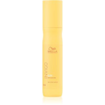 Wella Professionals Invigo Sun Schützender Spray für von der Sonne überanstrengtes Haar