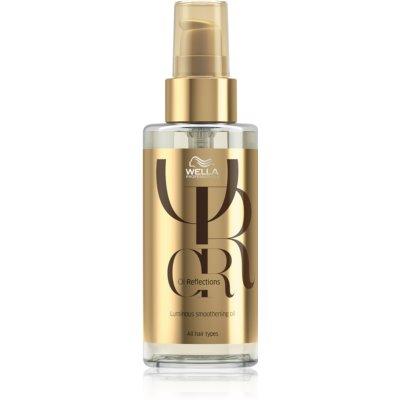 Wella Professionals Oil Reflections uhlazující olej pro lesk a hebkost vlasů