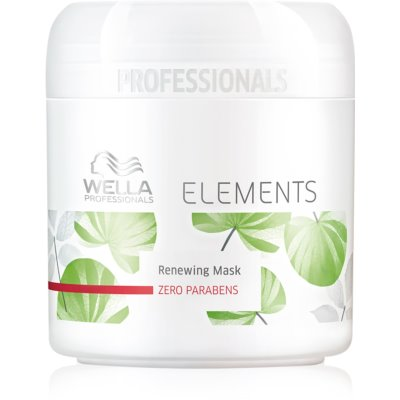 Wella Professionals Elements mascarilla reparación