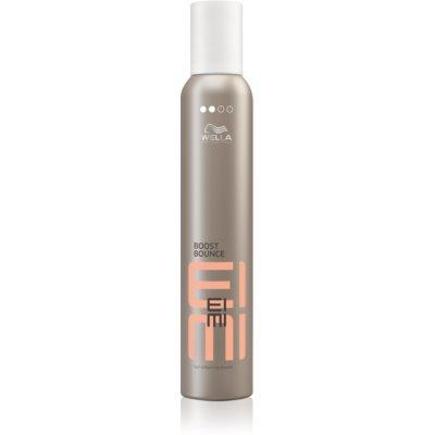 Wella Professionals Eimi Boost Bounce espuma fijadora para cabello ondulado