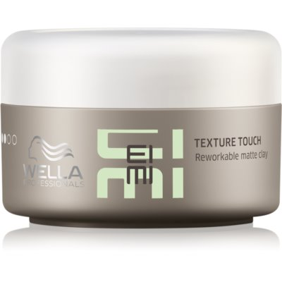 Wella Professionals Eimi Texture Touch arcilla para dar definición al cabello con efecto mate