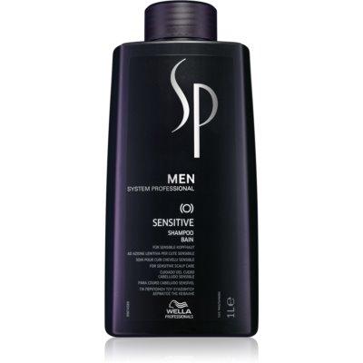 Wella Professionals SP Men Shampoo für empfindliche Kopfhaut